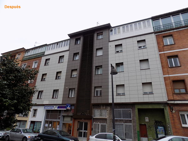 Calle Hernán Cortés 43, Gijón