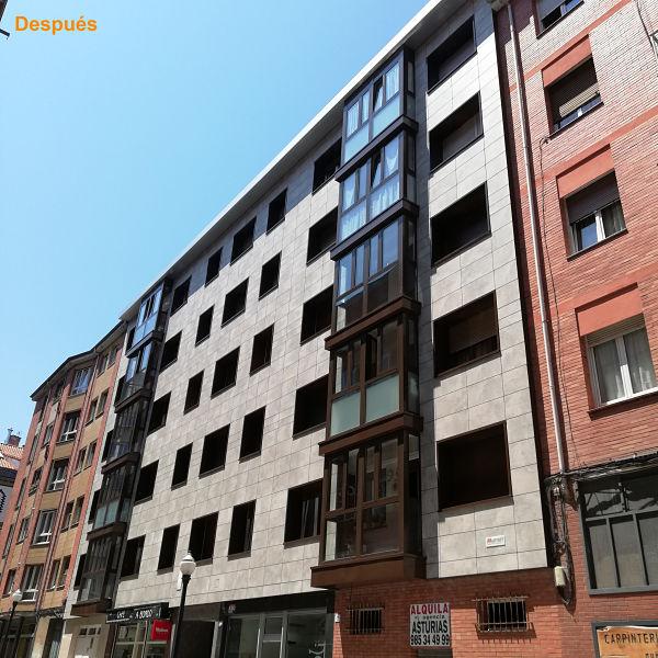 Calle Canga Argüelles 3, Gijón