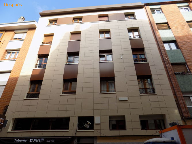 Calle Cean Bermúdez 3, Gijón