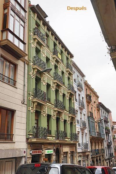 Hernani Kalea 26, Bilbao