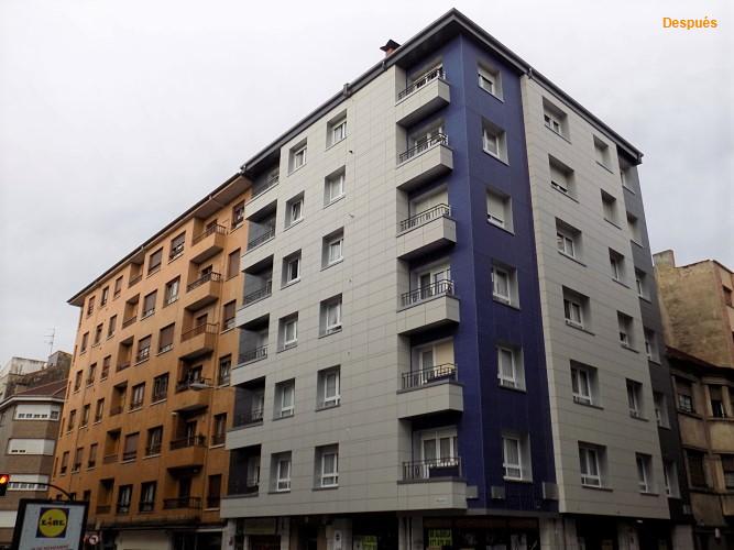 Calle San José 44, Gijón